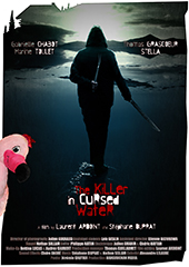 The Killer in Cursed Water Poster
